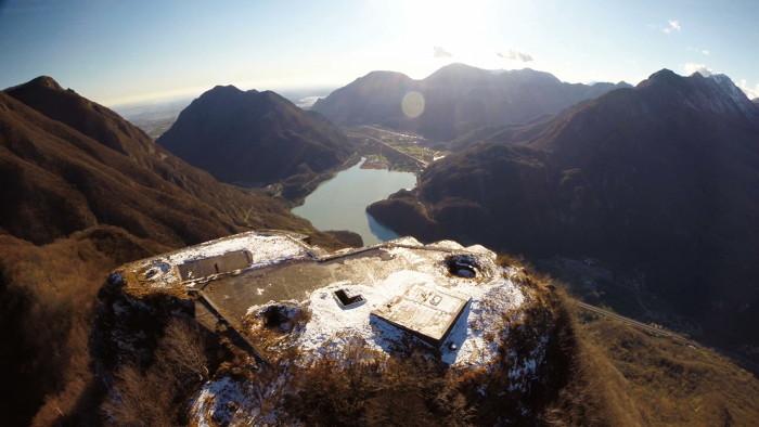 foto e video con drone in Friuli (Udine, Pordenone, Gorizia, Trieste)