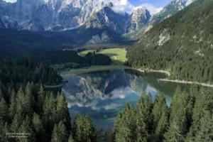 Laghi di Fusine, Lago Inferiore (Udine)