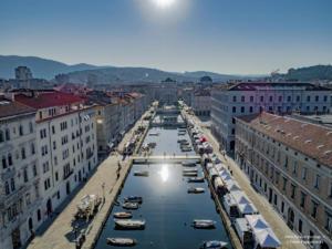 Can Grande,Trieste ©Drone Reportage