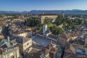 Udine centro ©DroneReportage